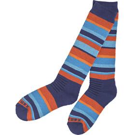 Isbjörn Snowfox Sokken Kinderen oranje/blauw